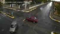 ASKERLİK ŞUBESİ - Trafik Kazaları MOBESE'de
