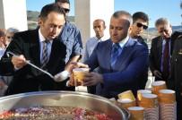 TUNCELİ VALİSİ - Tunceli'de Aşure Etkinlikleri