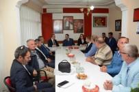 BÜLENT TURAN - Turan'dan, MHP İl Başkanı Pınar'a Ziyaret