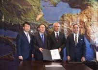 GÜNEY KORELİ - Türk Eximbank Ve Güney Kore Resmi İhracat Destek Kuruluşu Arasında İş Birliği Sağlandı