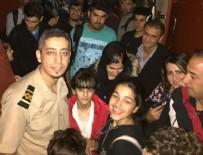 SICILYA - Türk Gemisi Akdeniz'de 75 Göçmeni Kurtardı