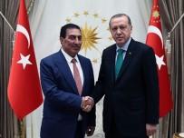 TEMSİLCİLER MECLİSİ - Ürdün Temsilciler Meclisi Başkanı Tarawneh'i Kabul Etti