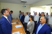 OLAĞANÜSTÜ TOPLANTI - Yeşilyurt Belediye Meclisi Ekim Ayı Toplantılarına Başladı