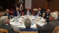 MUSTAFA YıLDıRıM - Yolu Malatya'dan Geçenler Ankara'da Buluştu