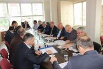 İBRAHIM SAĞıROĞLU - Yomra'da Doğalgaz İçin 2018 Yılı Bekleniyor