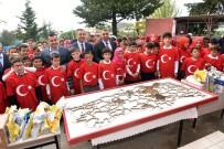 İMAM HATİP OKULLARI - 81 İlden Gelen Toprakla Türkiye Haritası Yaptılar