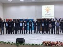MURAT GÖKTÜRK - AK Parti Acıgöl İlçe Kongresi Yapıldı
