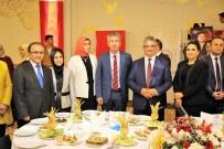 AKSARAY ÜNIVERSITESI - Aksaray'da Cumhuriyet Resepsiyonu