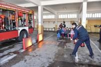 ÇOCUK YUVASI - Ankara İtfaiyesinin Minik Misafirleri
