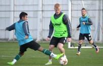 KAYACıK - Atiker Konyaspor, Salzburg Maçı Hazırlıklarına Ara Vermeden Başladı