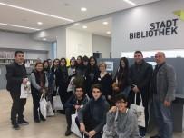 EĞİTİM SİSTEMİ - Başarılı Öğrencilere Kardeş Şehir Ludwıgshafen Kampı Ödülü