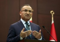 DEMİRYOLU PROJESİ - Başbakan Yardımcısı Bozdağ'dan CHP'li Tezcan'ın Sözlerine Sert Cevap