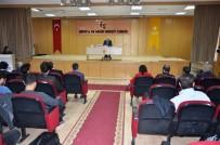 BASıN İLAN KURUMU - Basın Konferansı Düzenlendi