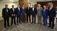 EĞİTİM KAMPÜSÜ - Başkan Karaosmanoğlu, Darıca Muhtarlar Derneği İle Bir Araya Geldi