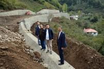 Başkan Kaya, Yol Çalışmalarını İnceledi