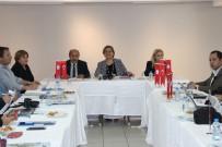 TÜRKAN SAYLAN - Başkan Pekdaş'tan Alsancak Stadı Açıklaması