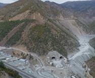 KARAYOLU TÜNELİ - Bittiğinde Türkiye Ve Avrupa'nın En Uzun, Dünyanın İse 2. En Uzun Tüneli Olacak