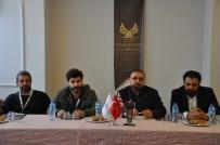 BORDO BERELİLER - 'Bordo Bereliler Suriye'ye' Londra'dan Ödül