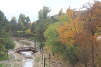 PAŞABAHÇE - Bozkırda Kartpostallık Sonbahar Manzaraları