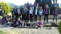 KOCA SEYİT - Burhaniye'de Öğrenciler Kocaseyit Anıt Mezarını Ziyaret Etti