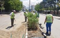 BOSTANIÇI - Büyükşehir, Yeşil Bir Van İçin Çalışıyor
