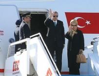ANKARA EMNIYET MÜDÜRÜ - Cumhurbaşkanı Erdoğan, Azerbaycan'a gitti