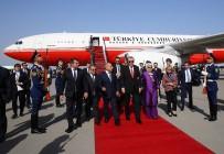HAYDAR ALİYEV - Cumhurbaşkanı Erdoğan, Azerbaycan'da