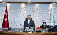 DERİNER BARAJI - DSİ'den Artvin'in İçme Suyuna Uzun Vadeli Çözüm