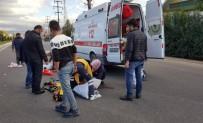 ALTıNPıNAR - Düzce'de Kaza Açıklaması 1 Yaralı