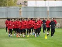 TATOS - Elazığspor, Gaziantepspor Maçı Hazırlıklarına Başladı