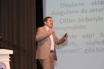 AİLE İÇİ ŞİDDET - ERÜ'de 'Evlilik Okulu' Seminerleri 10 Kasım'da Başlıyor