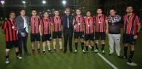 AMELİYATHANE - ESOGÜ Hastanesi Futbol Turnuvası'nda Cumhuriyet Kupası'nın Sahibi Belli Oldu