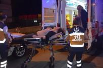 YAYLAK - Fatsa'da Trafik Kazası Açıklaması 3 Yaralı