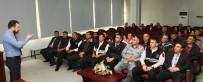 BEDEN DILI - GAÜN Güvenlik Personeline Etkili İletişim Ve Beden Dili Eğitimi