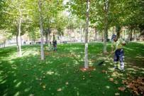 KALIFIYE - Gaziantep'teki Parklar Kışa Hazırlanıyor