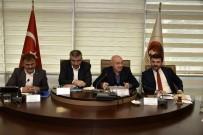 ORTAK AKIL - Gümüşhane Milletvekilleri Basınla Buluştu
