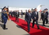 NURSULTAN NAZARBAYEV - Gürcistan Başbakanı Giorgi Kvirikaşvili Azerbaycan'da