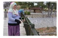 KANYON - Harmankaya Kanyonu Tabiat Parkı Alanında Bakım Ve Onarım Çalışması