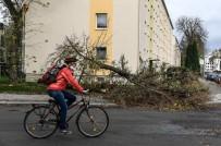 HAMBURG - Herwart Kasırgasında Ölenlerin Sayısı 6'Ya Yükseldi