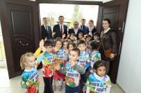 TRAFİK EĞİTİMİ - İlkadım'da 10 Bin Çocuk Trafik Eğitiminden Geçti