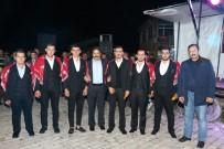 ÜLKER - Karaörenli Kınalı Kuzular Askere Uğurlandı