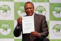 SEÇİMİN ARDINDAN - Kenyatta, Yeniden Devlet Başkanı Seçildi