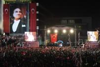KONYAALTI BELEDİYESİ - Konyaaltı'nda 'Cumhuriyet' Coşkusu