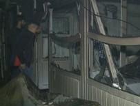 PROVOKASYON - KYB ve Goran partilerinin binaları ateşe verildi