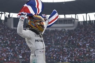 Hamilton dünya şampiyonu oldu