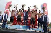 MUSTAFA DOĞAN - Mersinliler, Cumhuriyet Coşkusuyla Yağlı Güreş Heyecanı Yaşadı