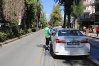 OTOPARK GÖREVLİSİ - Milas'ta Park Uygulaması Yeniden Başladı
