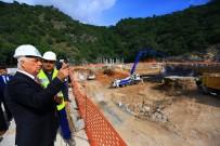 KANALİZASYON ÇALIŞMASI - Muğla'nın Altyapısı Güçlendiriliyor