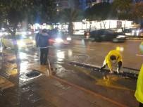 SU TAŞKINI - Oprukçu Açıklaması 'Şiddetli Yağış Adana'yı Etkilemedi'