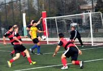 MUSTAFA DÜNDAR - Osmangazi'de Birimler Arası Futbol Turnuvası Sona Erdi